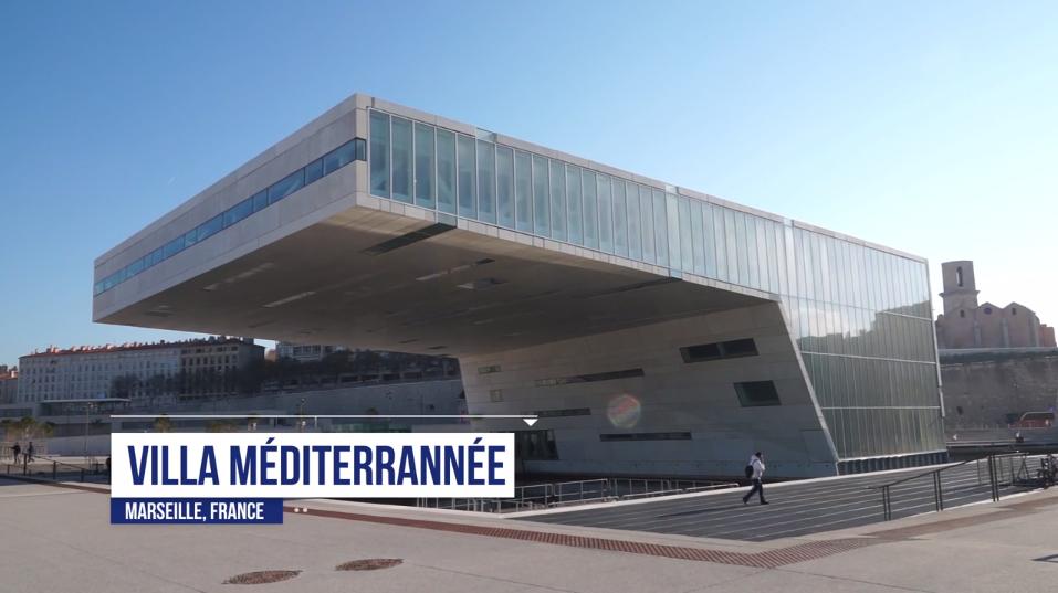 Réalisation de film pour le Forum Patrimoine et Risques à la Villa Méditerrannée