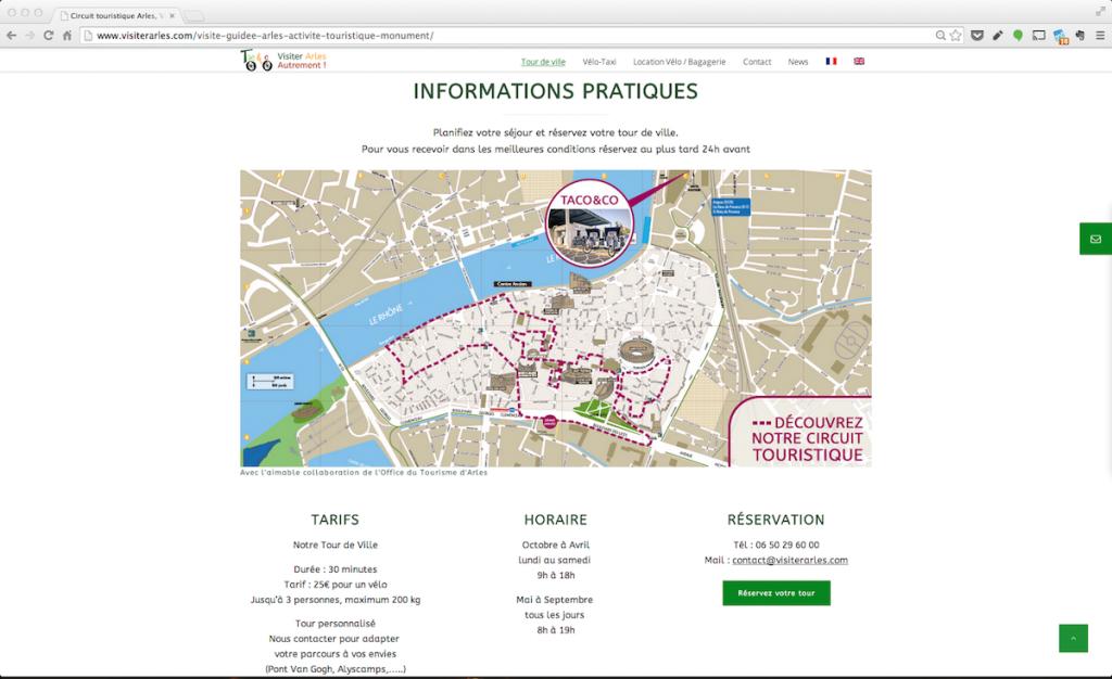 Création de site internet Arles - agence de communication Arles