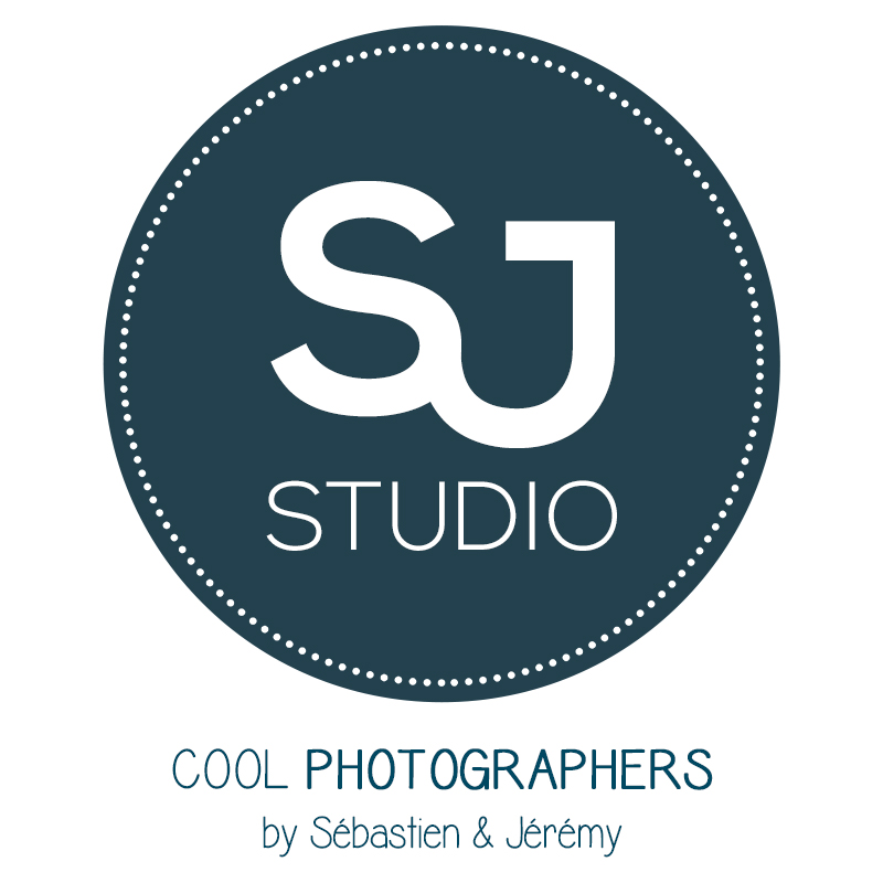 logo SJ studio photographe de mariage à Arles