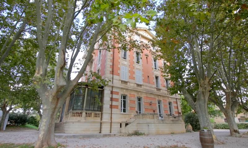 Château La Baumetane – Film d'Entreprise