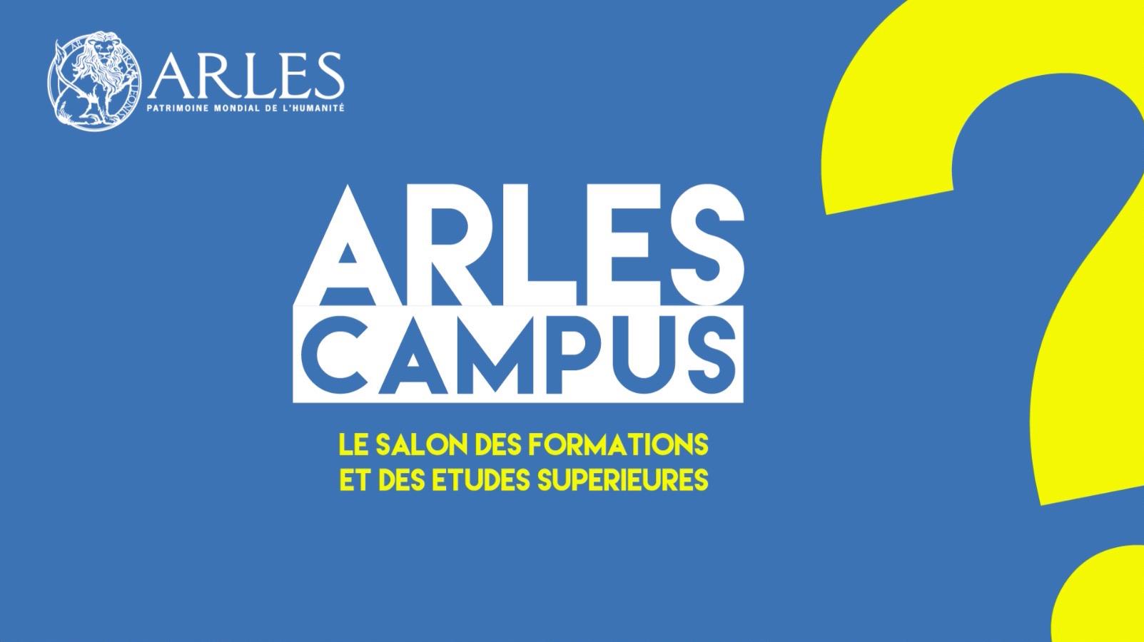 Reportage film de salon arles campus sc visual for Salon arles
