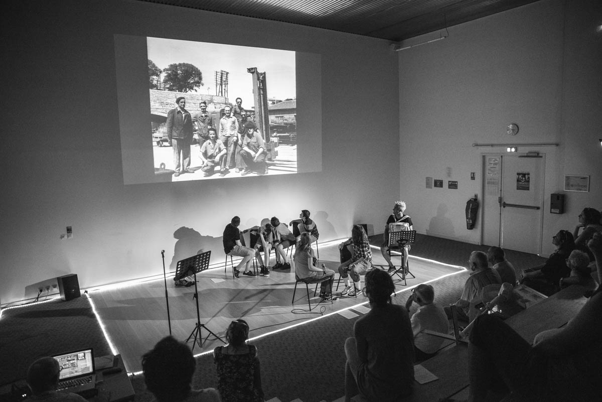 Intervention Collège Mistral 19/06/2015 – Collectif l'Isba – ©Sébastien CABANES – SC Visual