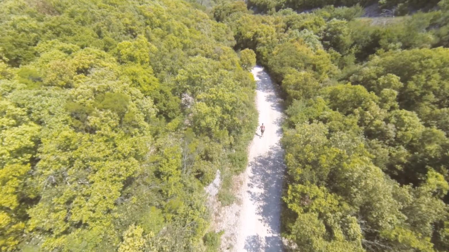 Film événementiel : Trail des Gorges de l'Ardèche