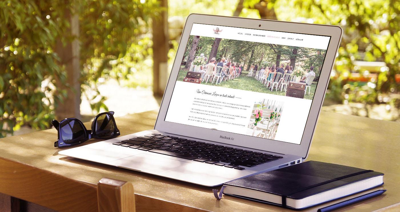 Création de Site Internet : J'ai 2 Amours