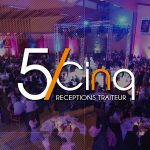 Traiteur 5 sur 5 reception film evenement