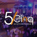 Traiteur 5 sur 5 reception film evenement