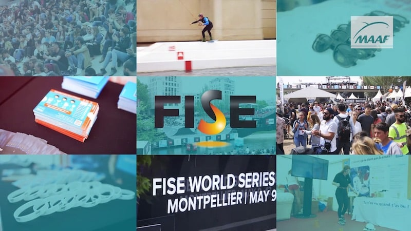 Film corporate montpellier, tournage film, cameraman montpellier FISE