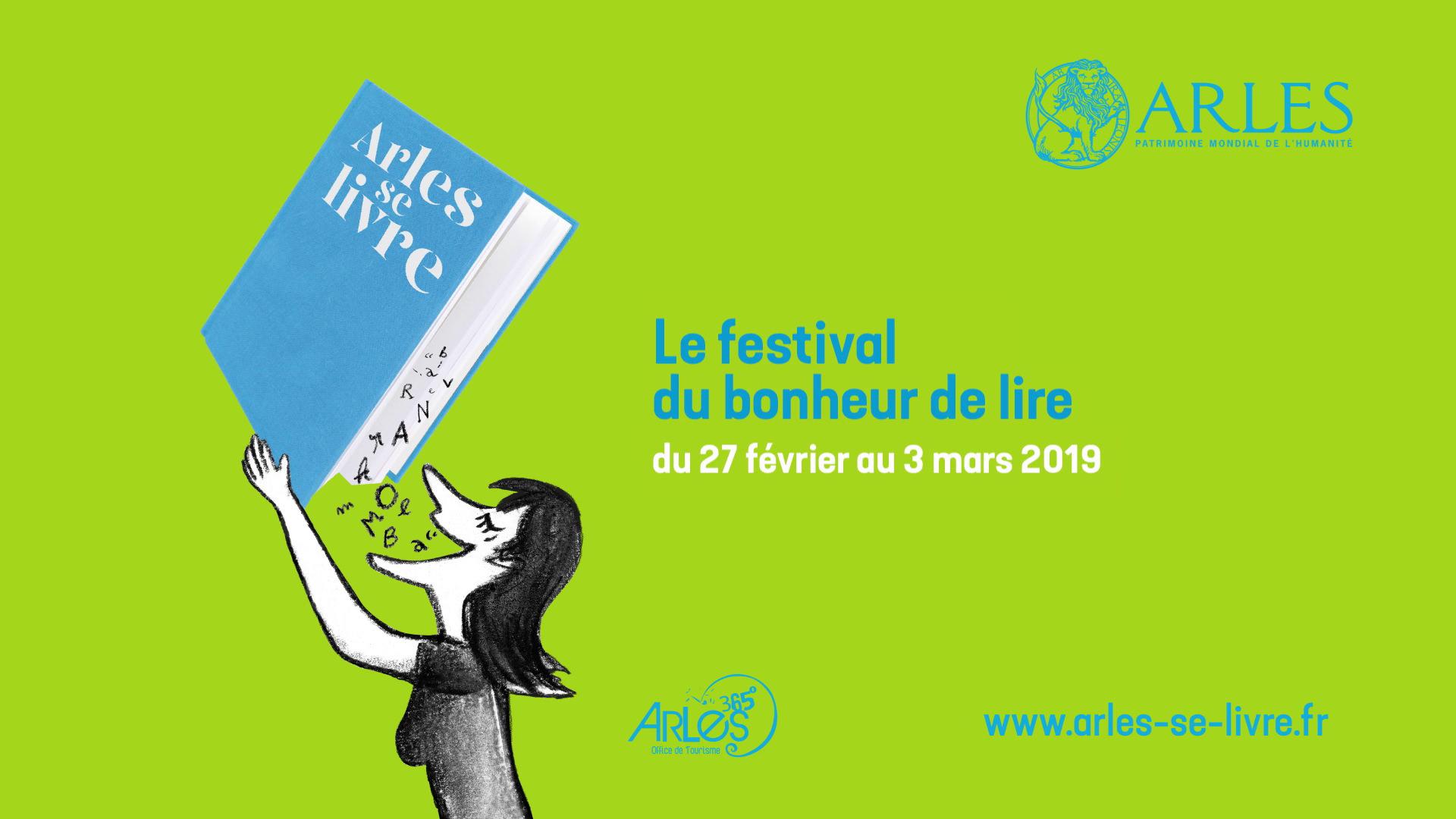 Film du festival Arles se Livre 2019