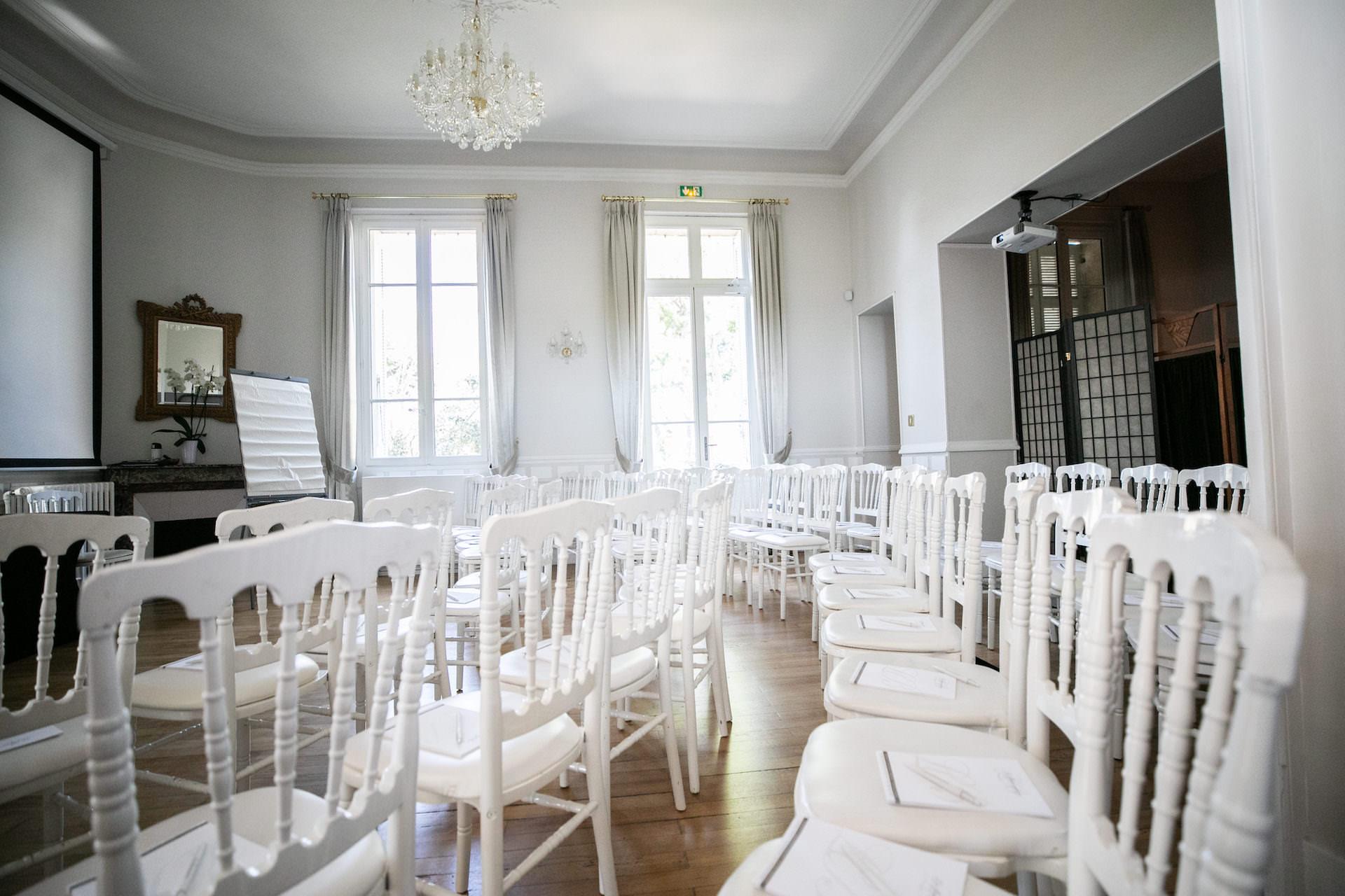 Photographie d'Entreprise / Séminaire au Château la Beaumetane près d'Aix-en-Provence & Marseille