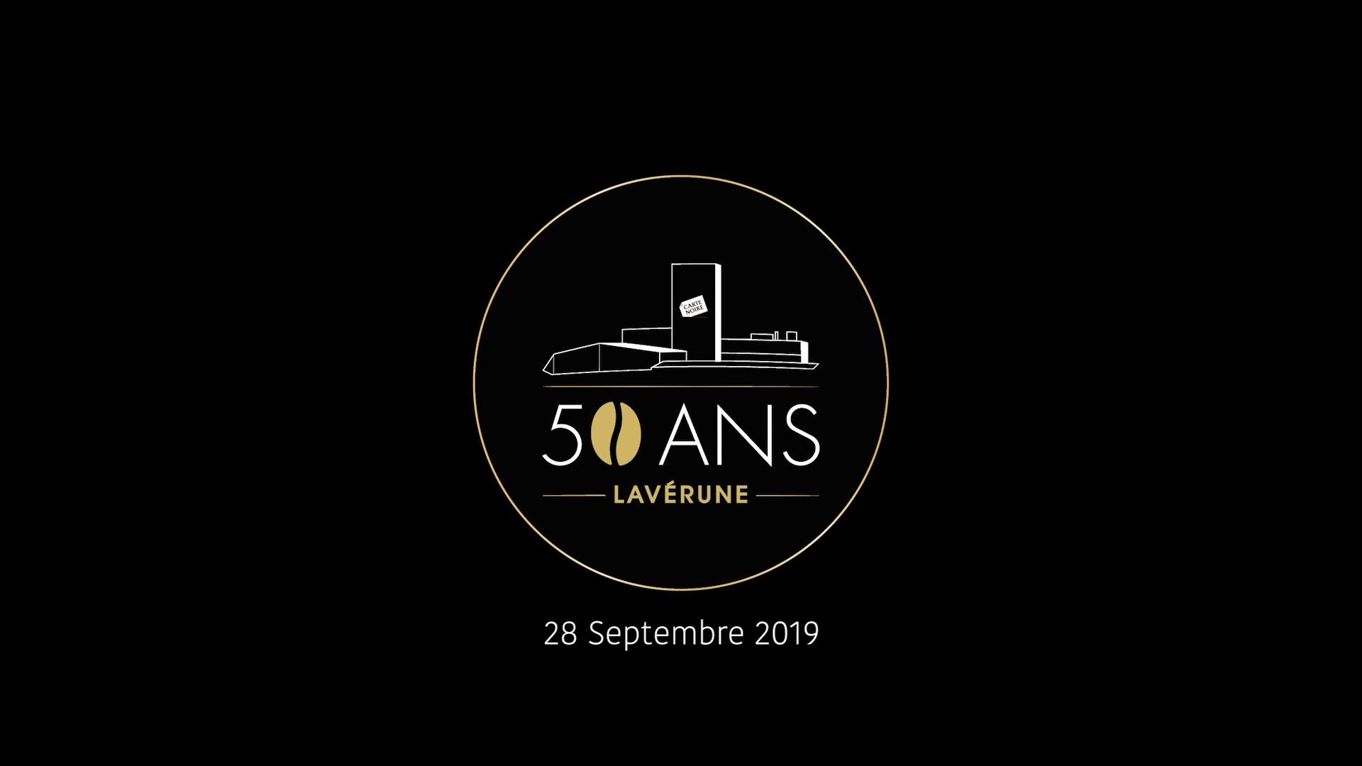 Reportage vidéo 50 Ans Carte Noire / Lavazza avec Com'Event Organisation