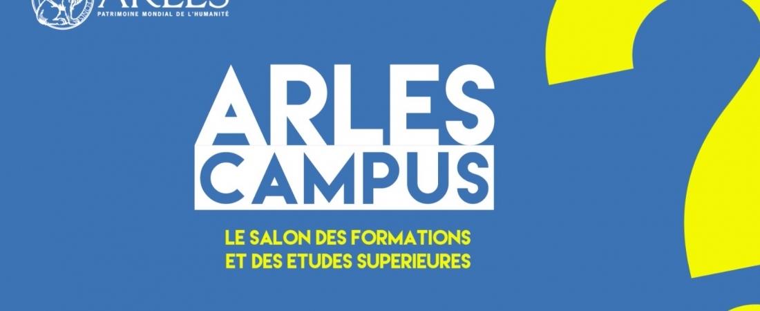 Reportage Salon : Arles Campus