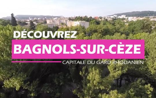 Bagnols-sur-Cèze – Film Institutionnel
