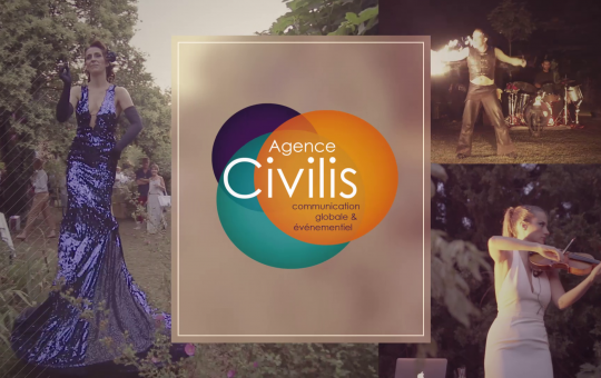 Les 5 ans de l'Agence Civilis – Film Événement