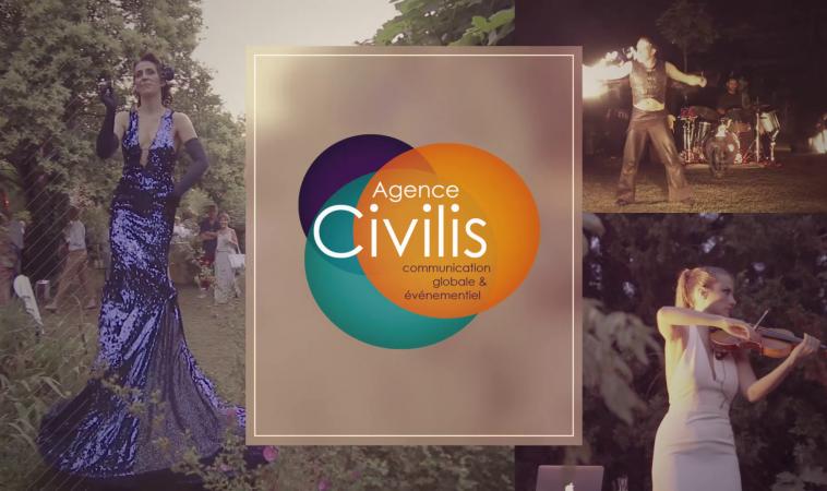 Réalisation du film des 5 ans de l'Agence Civilis à Arles