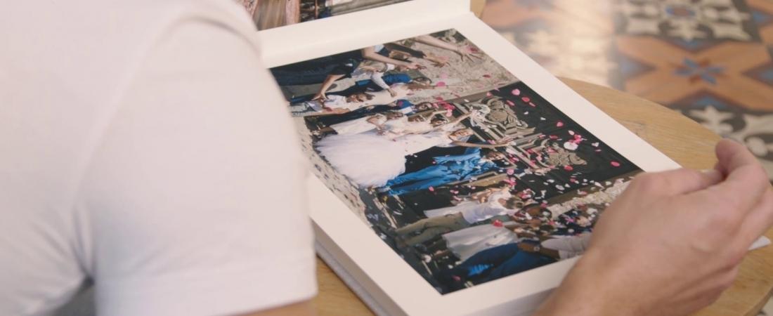 Film présentation de Produit DreamBooks Pro // Aix en Provence