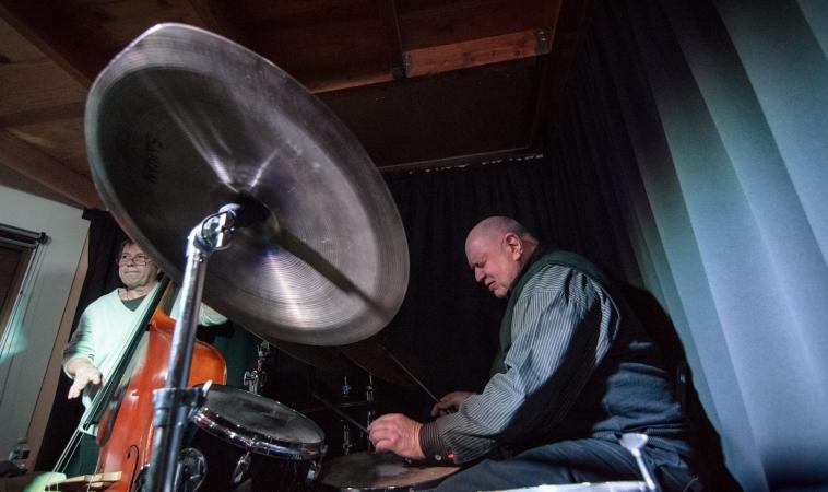 Photographie et Captation multicaméra pour Jazztrium à Arles